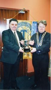 Niall Brunicardi Contest April 2001 No.2