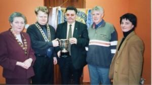 Niall Brunicardi Contest April 2001 No.3A