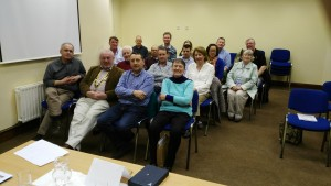 Another view of the attendance at our club meeting of April 19th 2016