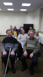 Some of the attendance at our Club Meeting of November 8th 2016.
